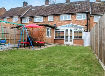 Thumbnail 4 bed terraced house for sale in Valley Rise, Garston, Watford, Herts