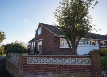 Thumbnail 2 bed semi-detached bungalow for sale in Courtmount Grove, Drayton, Portsmouth