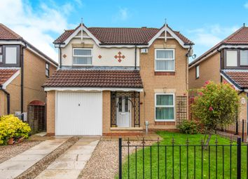 Thumbnail 4 bed detached house for sale in Kestrel Avenue, Sutton-On-Hull, Hull