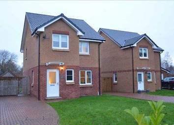Thumbnail 3 bed detached house for sale in Adamson Street, Mossend, Bellshill