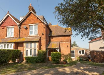Canterbury Road, Birchington CT7. 4 bed semi-detached house