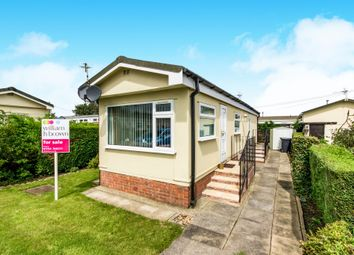 Thumbnail 1 bed mobile/park home for sale in The Paddock, Whitehaven Park, Ingoldmells, Skegness