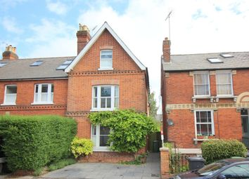 Thumbnail 4 bed semi-detached house for sale in Victoria Road, Winchester