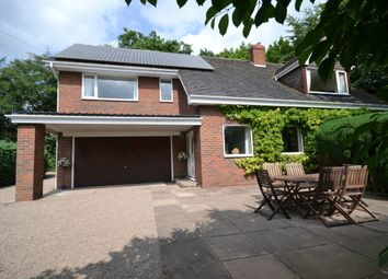 Thumbnail 3 bed detached house for sale in The Northlands, Woore, Crewe