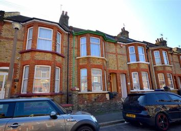 Thumbnail 3 bed terraced house for sale in Sydney Road, Ramsgate, Kent