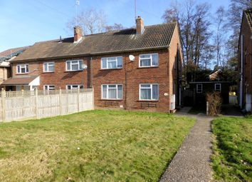 Thumbnail 3 bed semi-detached house to rent in New Town, Copthorne, Crawley