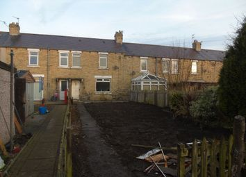 Thumbnail 2 bedroom terraced house for sale in Fifth Row, Linton Colliery, Morpeth
