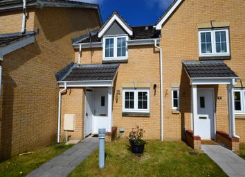 Thumbnail 2 bed terraced house for sale in Bryn Dewi Sant, Miskin, Pontyclun