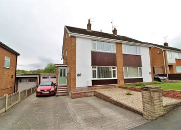 Thumbnail 4 bed semi-detached house for sale in Hafod Park, Mold