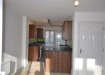 Thumbnail 4 bed town house to rent in Mazurek Way, Haydon End, Swindon, Wiltshire