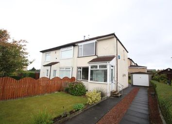 Thumbnail 2 bed semi-detached house for sale in Pollok Drive, Bishopbriggs, Glasgow, East Dunbartonshire