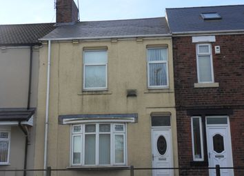 Thumbnail 3 bed terraced house for sale in Fallowfield Terrace, South Hetton, Durham