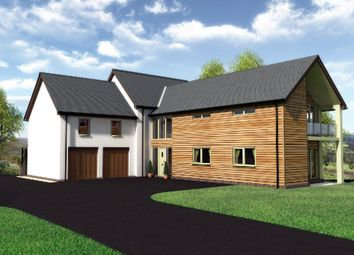 Thumbnail 5 bed detached house for sale in Begwyns View, Painscastle, Builth Wells