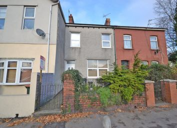 Thumbnail 3 bed terraced house to rent in Refurbished Terrace, Chepstow Road, Newport