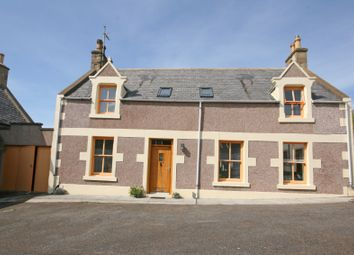 Thumbnail 3 bed detached house for sale in 12 & 14 Sterlochy Street, Findochty
