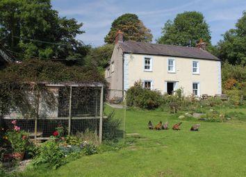 Thumbnail 3 bed farm for sale in Llansadwrn, Llanwrda