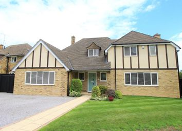 Thumbnail 4 bed detached house for sale in St. James Close, Pangbourne, Reading