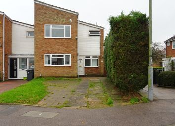 Thumbnail 3 bed semi-detached house to rent in Telescombe Way, Luton