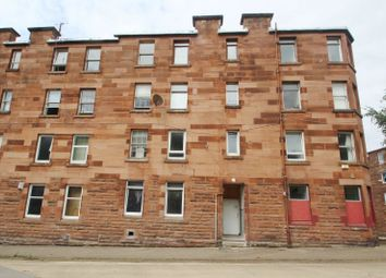 Thumbnail 1 bed flat for sale in 13, Robert Street, Flat 1-3, Port Glasgow PA145Rd