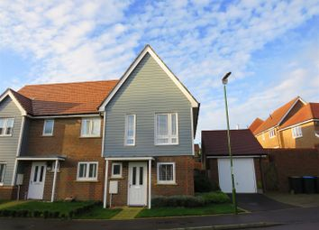 2 bed end terrace house for sale in Knox Road, Haywards Heath RH17
