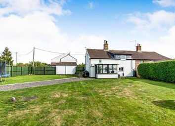 Thumbnail 3 bed semi-detached house for sale in Coningsby Moorside, Boston, Lincolnshire