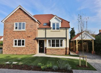 Thumbnail 4 bed detached house for sale in Sandycroft, Warsash, Southampton