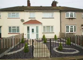 Thumbnail 3 bed terraced house to rent in Brennan Road, Tilbury