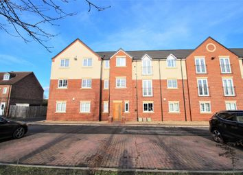 Thumbnail 2 bed flat to rent in Mulberry Court, Fir Tree Avenue, Auckley, Doncaster