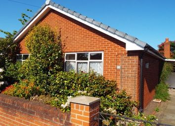 Thumbnail 2 bed bungalow to rent in South Avenue, Stockton Heath, Warrington