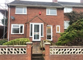 3 bed semi-detached house to rent in Whipton Barton Road, Exeter EX1