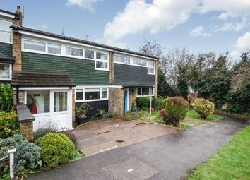 Thumbnail 3 bed terraced house for sale in St. Martins Close, Harpenden