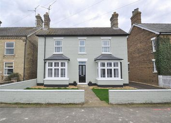 Thumbnail 4 bedroom detached house for sale in Newtown Road, Ramsey, Huntingdon, Cambridgeshire