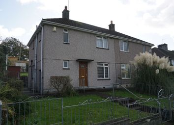 3 bed semi-detached house for sale in Careswell Avenue, Plymouth PL2