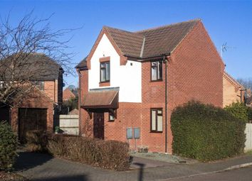 Thumbnail 3 bed detached house for sale in Cruickshank Grove, Crownhill, Milton Keynes