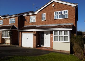 Thumbnail 4 bed detached house for sale in Darfield Drive, Heanor, Derbyshire