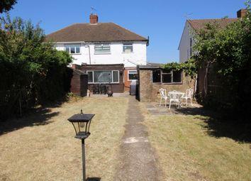3 bed semi-detached house for sale in Bridge Gardens, Ashford TW15