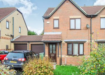 Thumbnail 3 bed semi-detached house for sale in Barsloan Grove, Peterlee