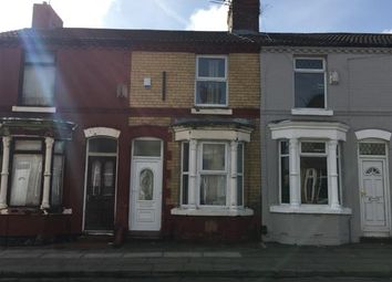 Thumbnail 2 bed terraced house for sale in Sunlight Street, Anfield, Liverpool