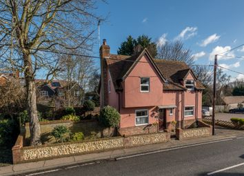Thumbnail 3 bed detached house for sale in The Street, Shalford, Braintree