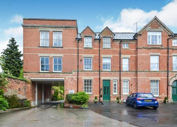 Thumbnail 2 bed flat for sale in Brook House, 39 High Street, Repton, Derbyshire