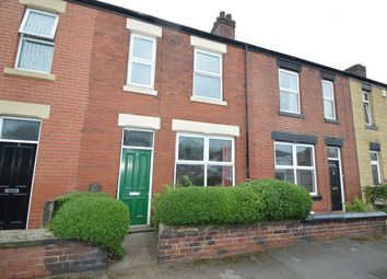 Thumbnail 2 bed terraced house for sale in Stanley Street, Prestwich, Manchester