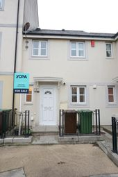Thumbnail 2 bedroom terraced house for sale in Freedom Square, Plymouth