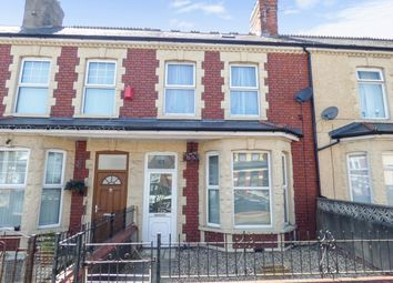 Thumbnail 3 bed terraced house for sale in Kingsland Crescent, Barry, South Glamorgan