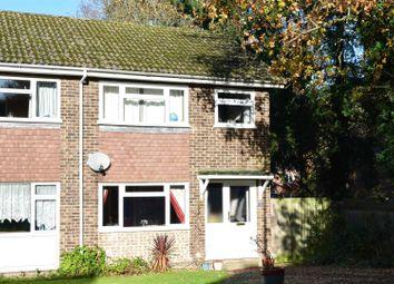 Thumbnail 2 bed semi-detached house for sale in Kempton Close, Newbury