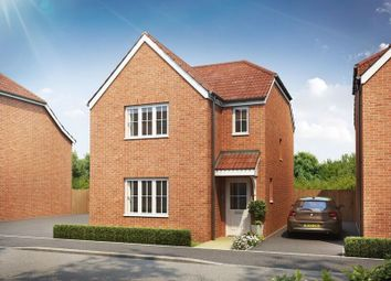 "Thumbnail 3 bed detached house for sale in ""The Hatfield"" at Market View, Dorman Avenue South, Aylesham, Canterbury"