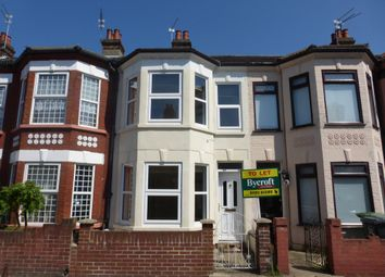 Thumbnail 3 bedroom terraced house to rent in Arundel Road, Great Yarmouth
