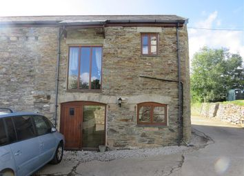 Thumbnail 2 bed barn conversion to rent in Polhilsa, Callington