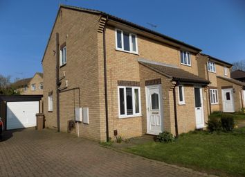 Thumbnail 2 bedroom semi-detached house to rent in Nayland Road, Felixstowe