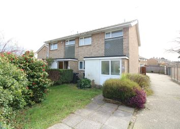 Thumbnail 3 bed semi-detached house for sale in Redwood Road, Upton, Poole