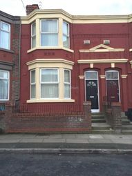 Thumbnail 5 bedroom shared accommodation to rent in Keble Road, Bootle